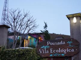Vila Ecológica Pousada Holística, homestay in Cambara do Sul