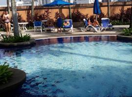 1 IMBI SUITES TIMES SQUARE, hotel in Kuala Lumpur