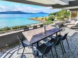 Fully Renovated Frangipani Beach Front Apartments, hotel near Whitehaven Beach, Hamilton Island