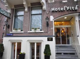 Hotel Fita, hotel near VondelCS, Amsterdam