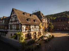 Hotel Weinhaus Weiler, hotel in Oberwesel