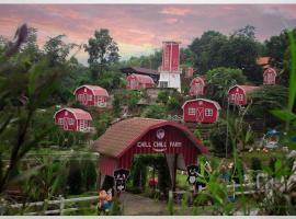 Chill chill farm resort, resort in Phetchabun