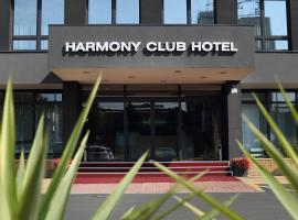 Harmony Club Hotel, hotelli Ostravassa