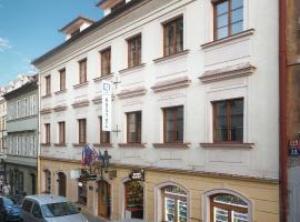 Little Quarter Hostel & Hotel, hostel in Prague