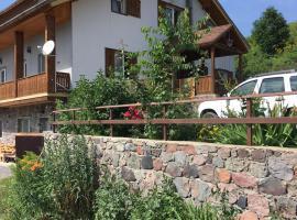 Gagieti, hotel in Gudauri