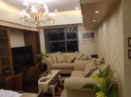 KC 2-Bedroom 1 at Horizon 101 Cebu, apartment in Cebu City