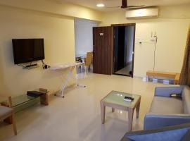 Dragonfly Apartments Pearl, apartment in Mumbai