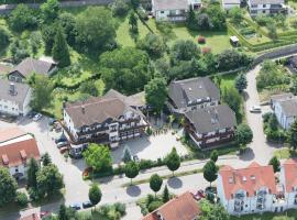 Hotel Riegeler Hof, hotel in Riegel