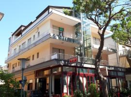 Hotel Villa Dina, отель в городе Лидо-ди-Езоло