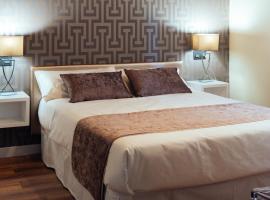 Hotel Rural Pinares de Soria, hotel en Molinos de Duero
