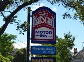 Footscray Motor Inn and Serviced Apartments, hotel near Flemington Racecourse, Melbourne