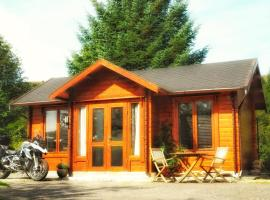 Hill cottage cabins, cabin in Fort Augustus