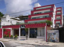 Don Limpone Hotel, pet-friendly hotel in Natal
