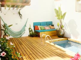 Swimming pool Apartment Central Lisbon, hotel with pools in Lisbon