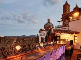 Hotel Agua Escondida, hotel en Taxco de Alarcón