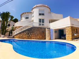 Villa Canuta Lux, cottage in Calpe