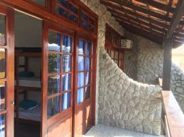 Hostel da Lua, budget hotel in Arraial do Cabo