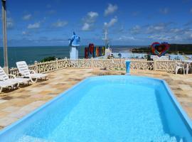 Pousada Alto do Cruzeiro, hotel in Maragogi