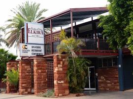 Elkira Court Motel, motel in Alice Springs