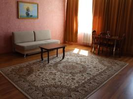 Hotel Tourist, hotel in Pavlodar