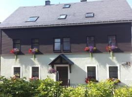 Ferienwohnungen Fam. Lippert, hotel near Fichtelberg Schwebebahn, Kurort Oberwiesenthal