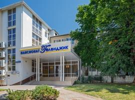 Pansionat Gelendzhik, hotel in Gelendzhik
