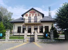 Hotel Jagiełło – hotel w mieście Hrubieszów