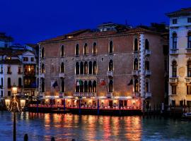 The Gritti Palace, A Luxury Collection Hotel, hotel perto de Teatro La Fenice, Veneza