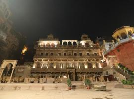 Guleria Kothi at Ganges, отель в Варанаси