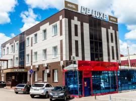 Deluxe 2 Hotel, отель в Альметьевске