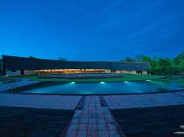 Red Earth, Tadoba, spa hotel in Chandrapur
