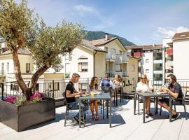 Residence Rösch, serviced apartment in Merano