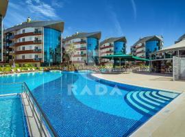 Onkel Residence, appartement in Antalya