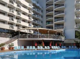 Hotel Erma, отель в Золотых Песках