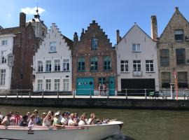 B&B Huyze Walburga, accessible hotel in Bruges