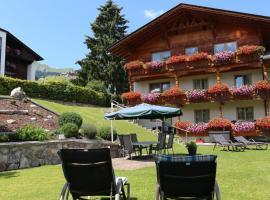 Hotel Garni Alpenhof, guest house in Lermoos