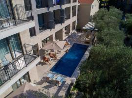 Hotel Eleven, отель в Петроваце