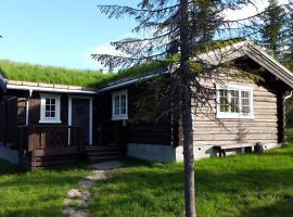 Koselig familiehytte sentralt på Skeikampen til leie, hotell i nærheten av Skeikampen i Svingvoll