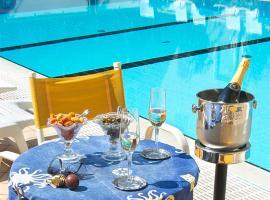 Hotel Gioiella Depandance, hotel in Bellaria-Igea Marina
