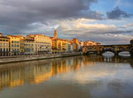 Hotel Berchielli, hotel in Florence