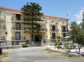 Argiropouloi, отель в городе Паралион-Астрос