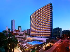 Hotel Don Pancho - Adults Only, Hotel in Benidorm
