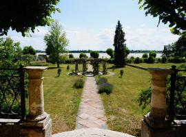 Villa Bacchus, Ferienhaus in Bourg-sur-Gironde