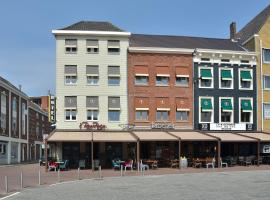Hotel Roermond Next Door, family hotel in Roermond