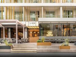 The Box Riccione - Adults Only, hotel near Viale Ceccarini, Riccione