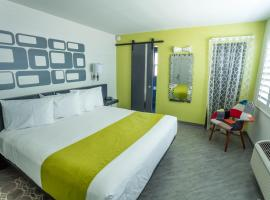 University Inn ASU/Tempe, hotel in Tempe
