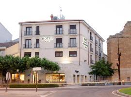 Hotel Puerta Ciudad Rodrigo, hotel in Ciudad-Rodrigo