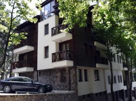Апартамент Боров Парк, апартамент във Велинград