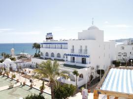 Hotel Virgen del Mar, hotel en Mojácar