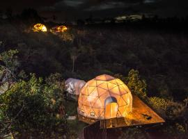 Bosko - Adults only, luxury tent in Guatapé